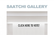 Shortlisted for Saatchi competition