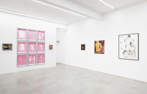 Install shots, Courtesy of Ronchini Gallery and Luke A Walker
